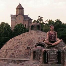 Elene Meditating